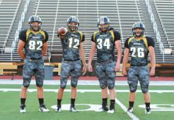 Ray-Pec High School NEW Varsity Football Uniforms